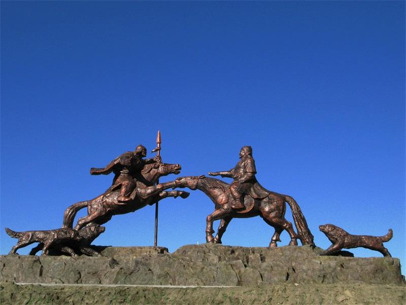 铸铁景观人物必威体育官网登录《海拉尔兄弟会》
